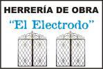 """Herrería de Obra """"El Electrodo"""""""